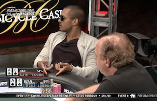 WPT on FSN Legends of Poker Part III: Laak Rants, Ones to Watch & Eliminations Galore 101