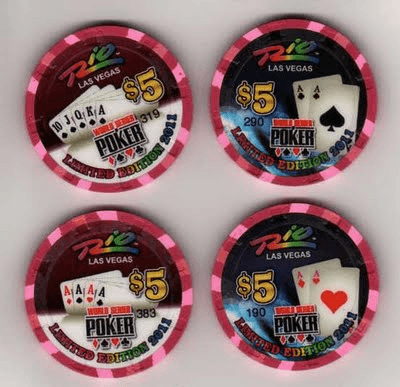 Casino Chip Tricks