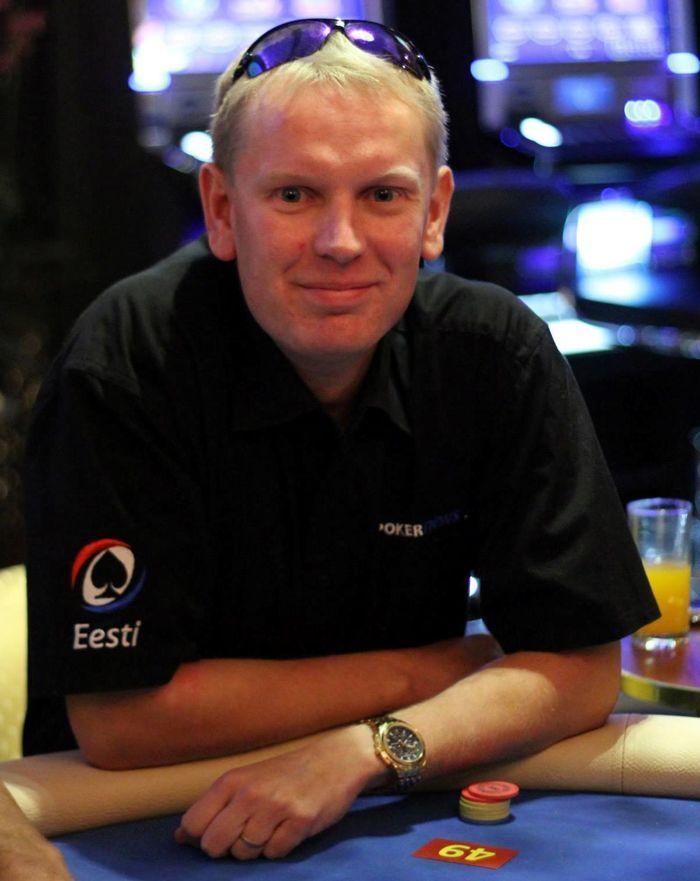"""Kahekordne """"Eesti aasta pokkeripersooni"""" nominent Hannes Namsing juhtis portaali üle kuue aasta."""