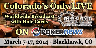 Golden Gates Casino Poker Room Manager Tony Niehaus Discusses the MSPT Coming to Town 101