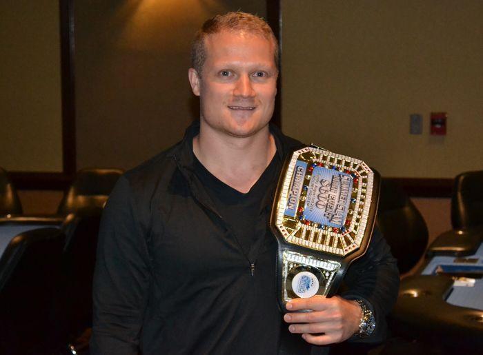 Buck Ramsay Wins 2014 Seneca Niagara Summer Slam Main Event 101