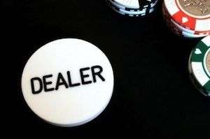Casino Poker for Beginners: The Deal With the Dealer Button 102