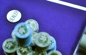 Casino Poker for Beginners: The Deal With the Dealer Button 101