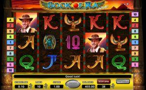 Online slotsBook of Ra free