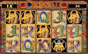 Cleopatra 2 slots online free