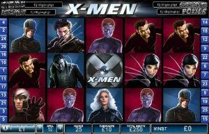 Freeonline slotsX-Men