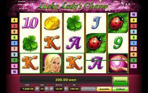 Online slotsLucky Lady Charm