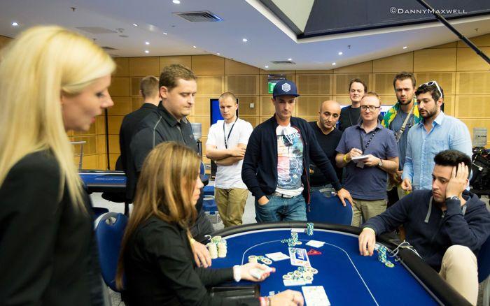Allan Sannier - Bubbles EPT 13 Malta €25,750 High Roller