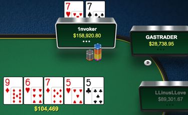 Online Poker News: Bill 'GASTRADER' Perkins macht Action 104