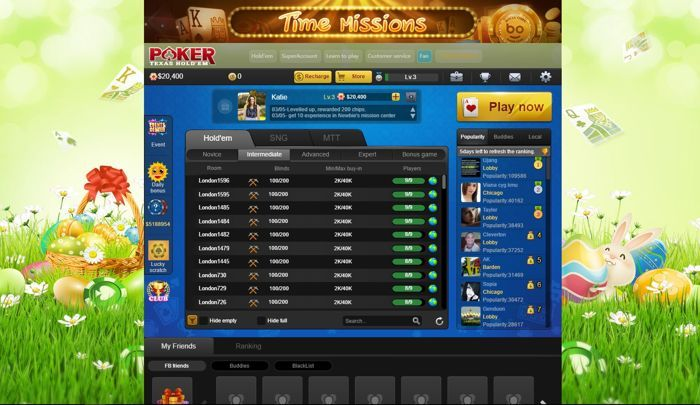 Boyaa Facebook Poker App