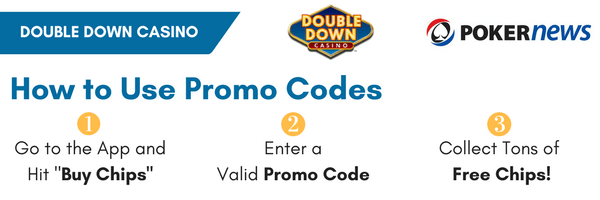 double down casino promo codes that work