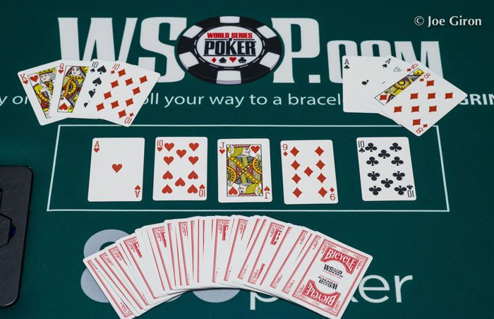 888 Hand of the Week: Flopped Royal Flush, Rivered Quads Beats Full House 101