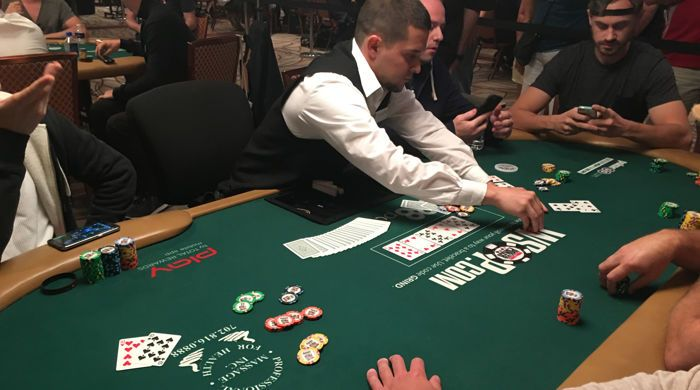 Five of the Craziest Hands from Day 1 of the 2017 WSOP Main Event 101