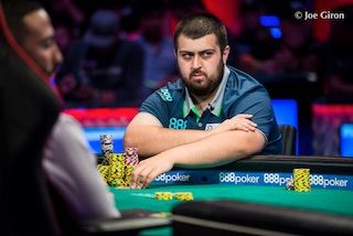 Call or Fold These 2017 WSOP Main Event Final Table Hands? 102