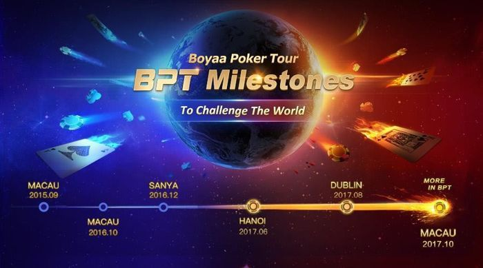 Qualify Online Now for the Boyaa Poker Tour Event in Macau! 101