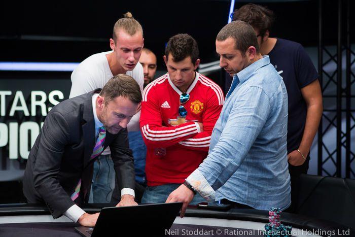 Sebasian Sorensson Vince il PSC Barcellona Main Event, Podio per Sorrentino 101
