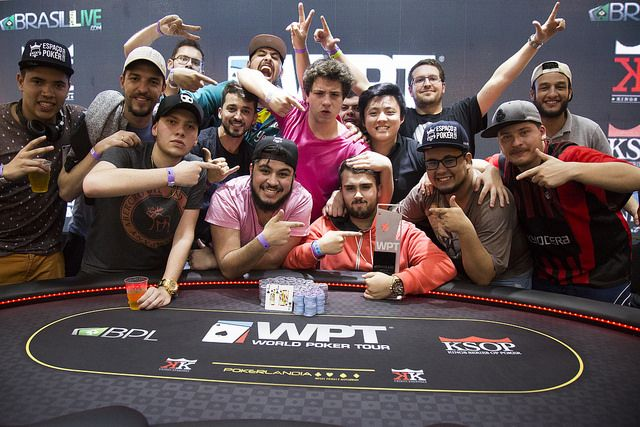 Raphael Francisquetti Makes History (and 7,321) at First WPT Brasil 102