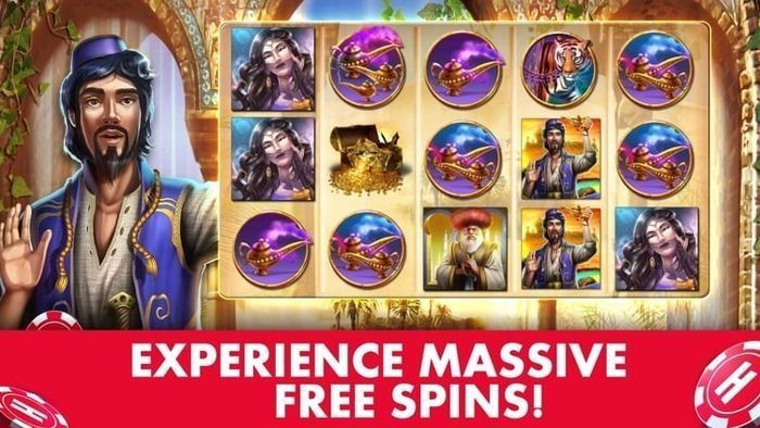 Sultan's Palace probably the best free slots game at huuuge casino
