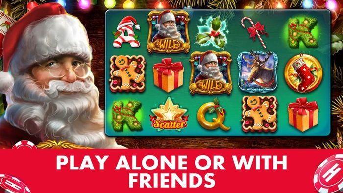 Santa's Gifts slots game