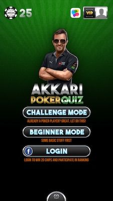 'Akkari Poker Quiz' App Brings Poker to a New Audience 102