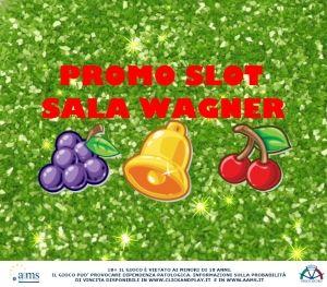 Settimana da Urlo Nella Sala Slot Wagner! 101