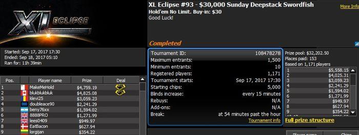 888poker XL Eclipse Tag 8: Ein weiterer Platz 3 für Chris Moorman 101
