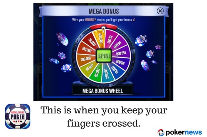wsop bonus