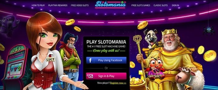 Download Slotomania Free Slots app for Android