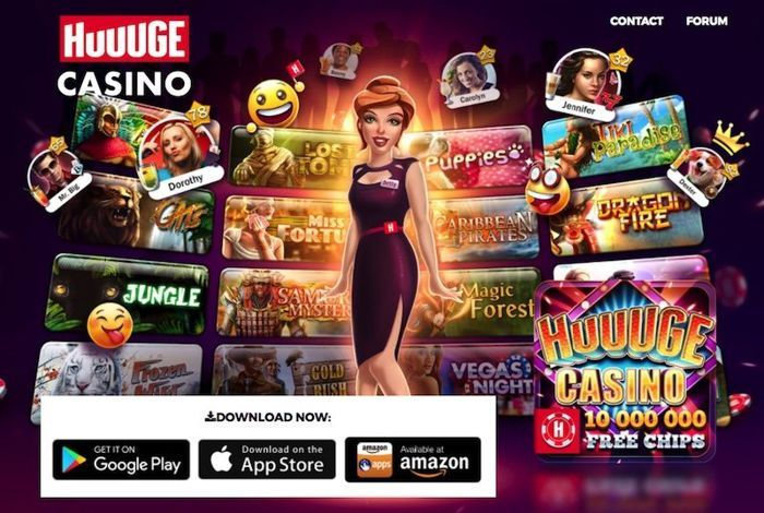 Huuuge Casino for Android