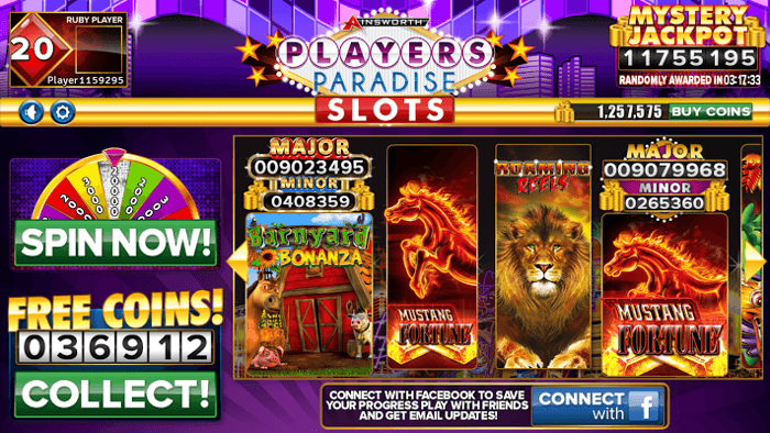 Players Paradise Free Slots App for Android
