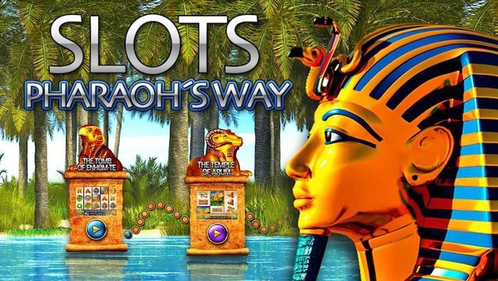 Pharaoh's Way slots for Android