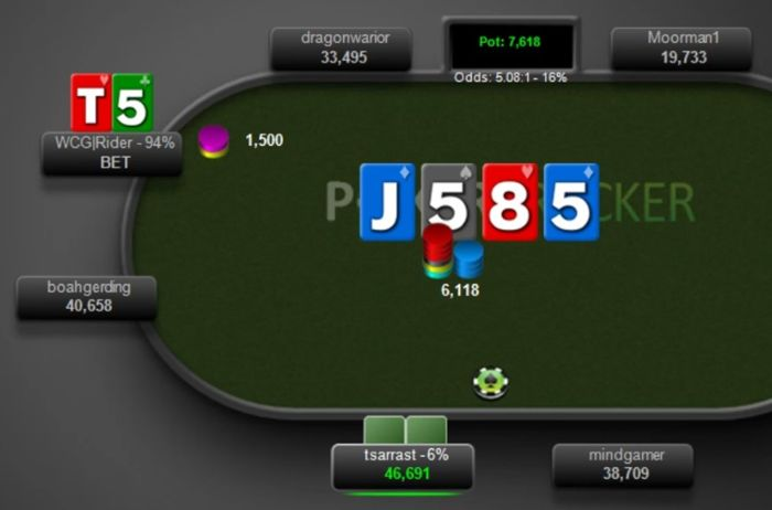 4 Crucial Poker Lessons Learned from a 5,000 Tournament Score 102