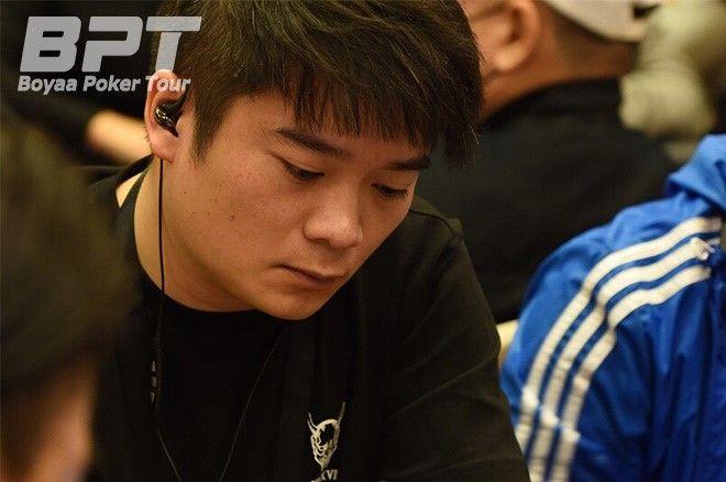 2017 Boyaa Poker Tour Macau Final Hits Record HK,705,000 Prize Pool 101