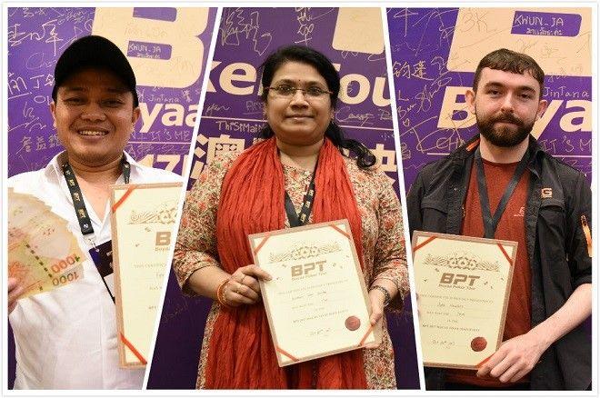 64 Remain Battling for HK,274,900 Top Prize at Boyaa Macau Final 101