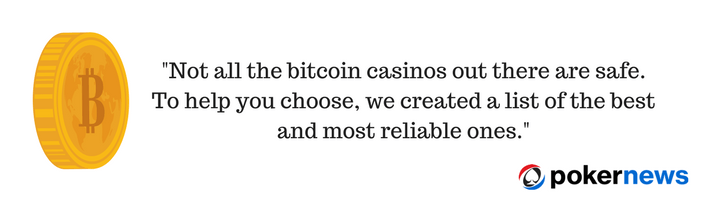 How to play casino games with Bitcoin