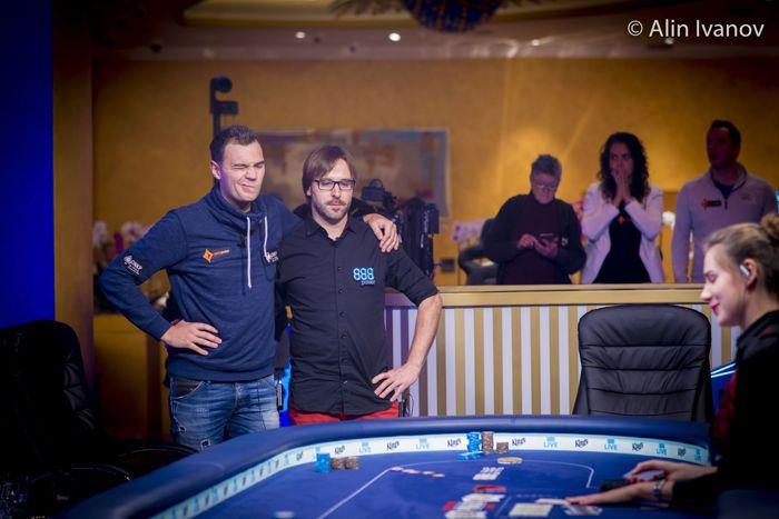 WSOP Europe - Jonkers eindigt als derde (€476.585), Roca De Torres wint voor €1.115.207! 101