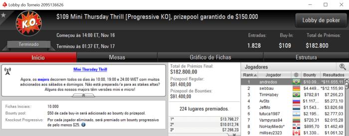 Diego Valadares, andredos e Julio Lins Detonam o PokerStars 102