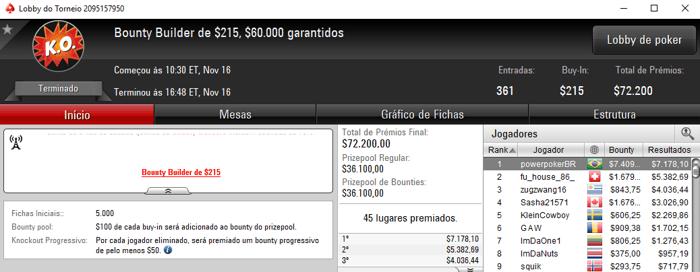 Diego Valadares, andredos e Julio Lins Detonam o PokerStars 103