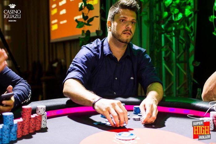 Martin Fuentes Crava Super High Roller do Casino Iguazú (0,000) 101