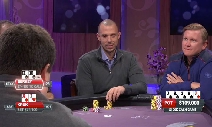 Brutal Coolers and Big King-High Calls on 'Poker After Dark' 101