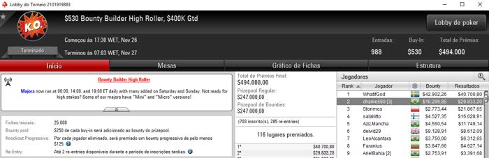 Lorenzo Bazei, Douglas Ferreira e Guilherme Schreiber Detonam PokerStars & Mais 101
