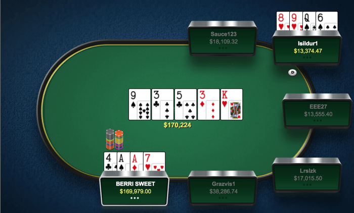 "Railbird Report: PLO Crusher ""cumicon"" Revealed, Biggest Pots Online 104"