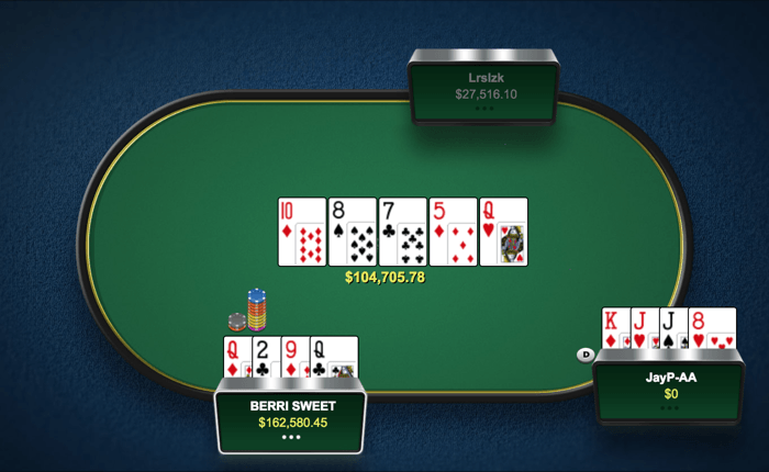 "Railbird Report: PLO Crusher ""cumicon"" Revealed, Biggest Pots Online 106"