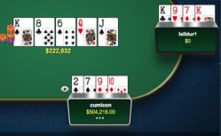"Railbird Report: PLO Crusher ""cumicon"" Revealed, Biggest Pots Online 102"