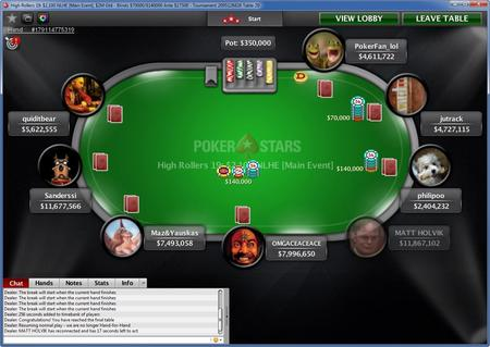 "PokerStars High Rollers - Steven ""SvZff"" van Zadelhoff runner-up in k Progressive KO voor... 101"