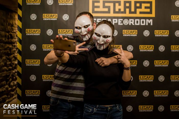 Cash Game Festival Tallinn Escape Room Trip