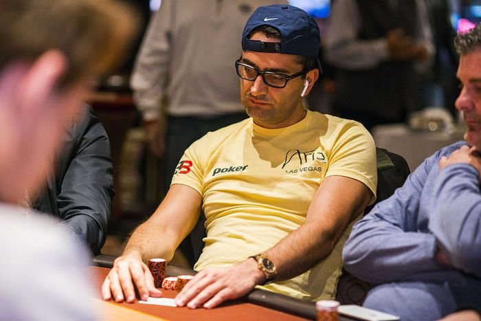 Rory Young Beats Esfandiari at His Own Games at WPT Five Diamond 101