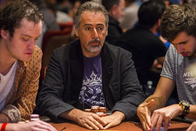 Meet the Perrys: Sean Perry Got to Play with Pops at WPT Five Diamond 101