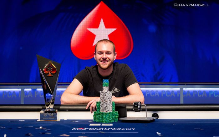 Kevin Schulz - PCA 2015 Main Event Winner
