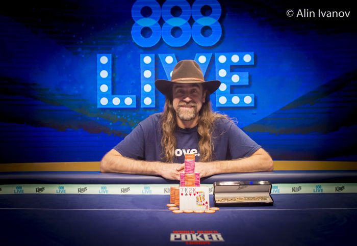 Chris Ferguson, WSOPE Event 7 Winner